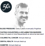 movember men's health 50's